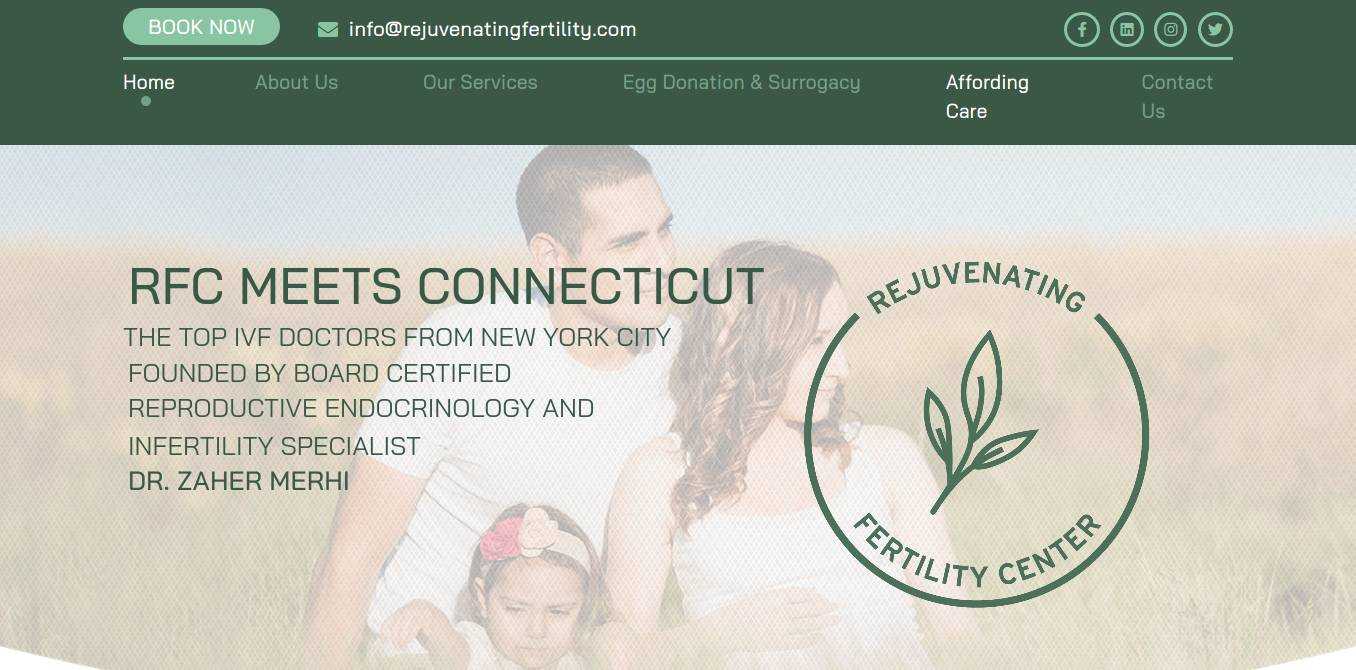 Rejuvenating Fertility Center